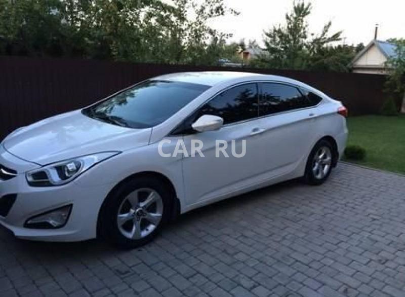 Hyundai i40, Балаково