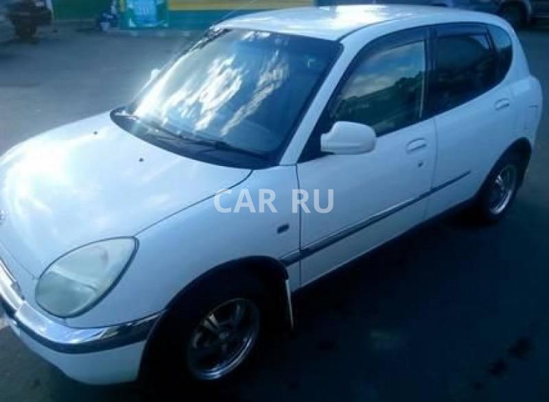 Toyota Duet, Белогорск