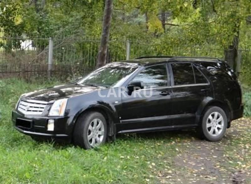 Cadillac SRX, Белово