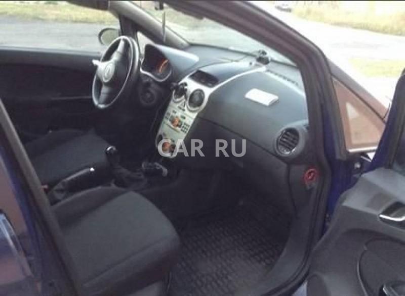 Opel Corsa, Анжеро-Судженск