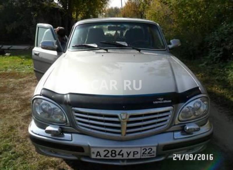 Газ 31105, Барнаул