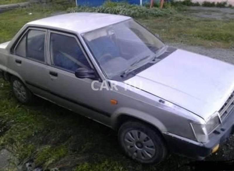 Toyota Corsa, Ачинск