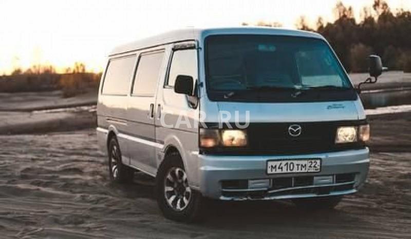 Mazda Bongo Brawny, Барнаул