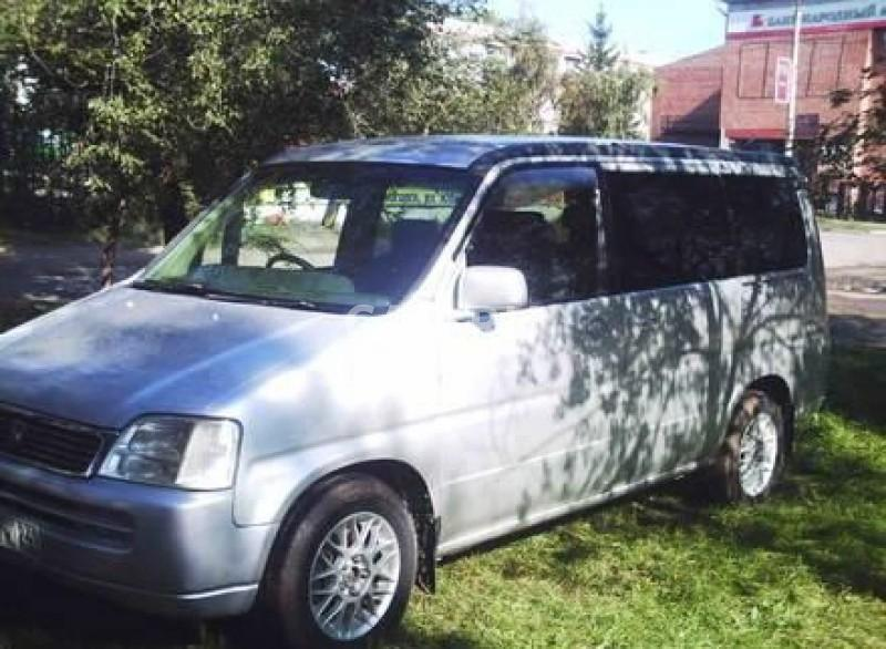 Honda Stepwgn, Абакан