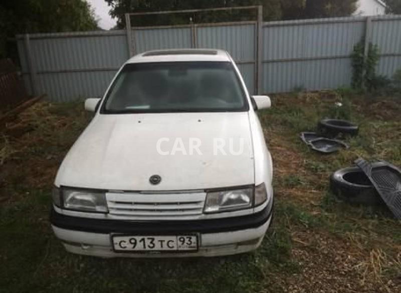 Opel Vectra, Анапа
