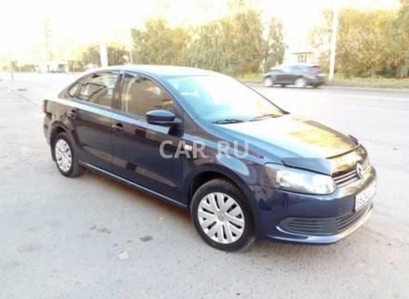Volkswagen Polo, Барнаул