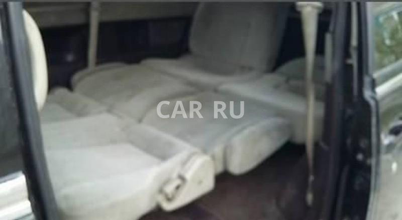 Nissan Largo, Ачинск