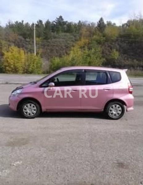 Honda Fit, Бачатский