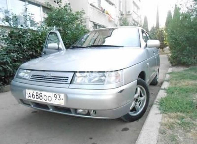 Lada 2110, Алушта