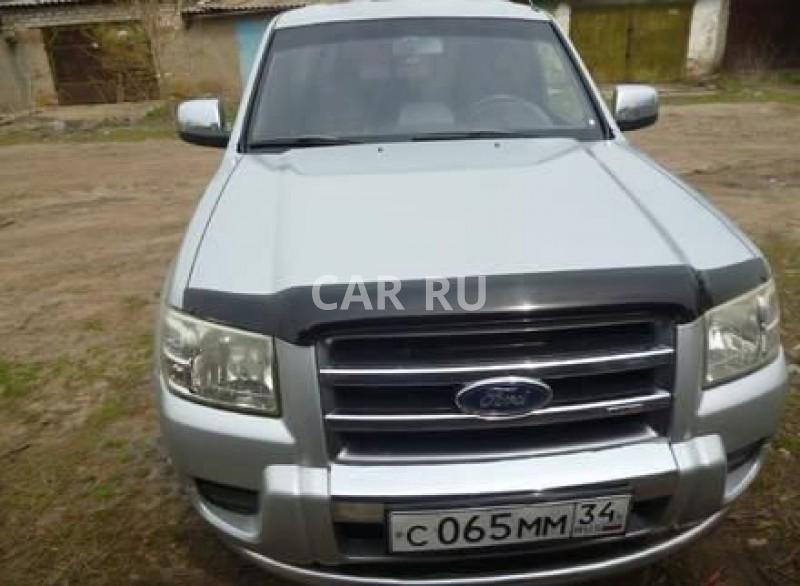 Ford Ranger, Ахтубинск