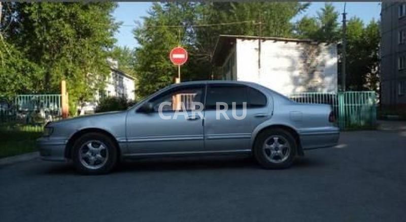 Nissan Cefiro, Ачинск