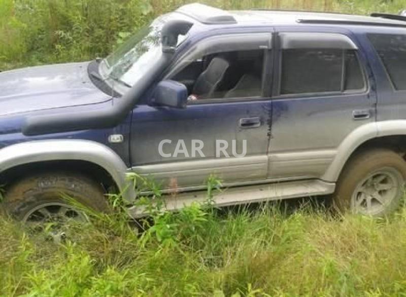 Toyota Hilux Surf, Анива