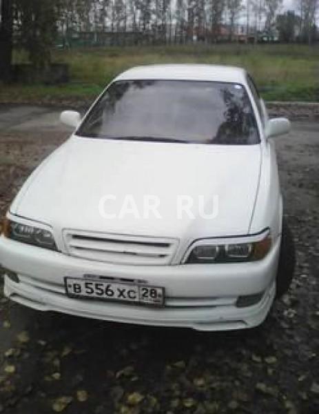 Toyota Chaser, Белогорск