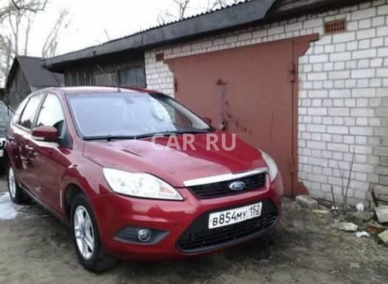 Ford Focus, Балахна