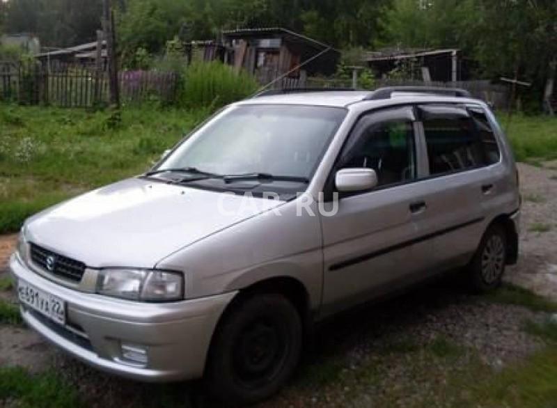 Mazda Demio, Алейск