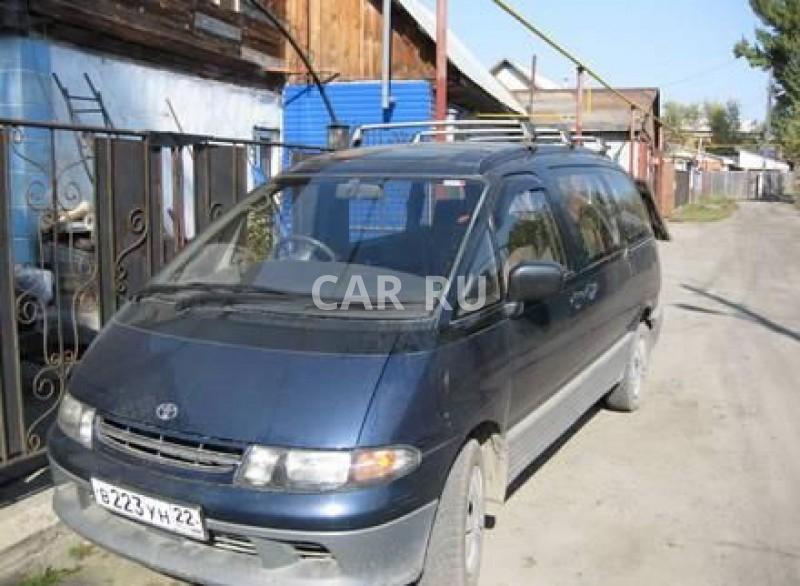 Toyota Estima Lucida, Барнаул