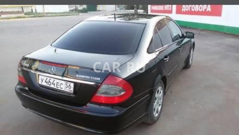 Mercedes E-Class, Белебей