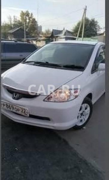 Honda Fit Aria, Барнаул