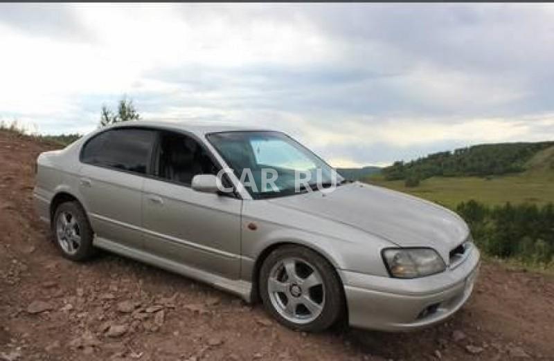 Subaru Legacy B4, Абакан
