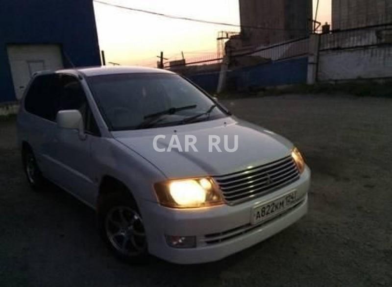 Mitsubishi RVR, Ачинск