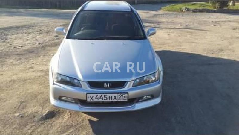 Honda Accord, Артём