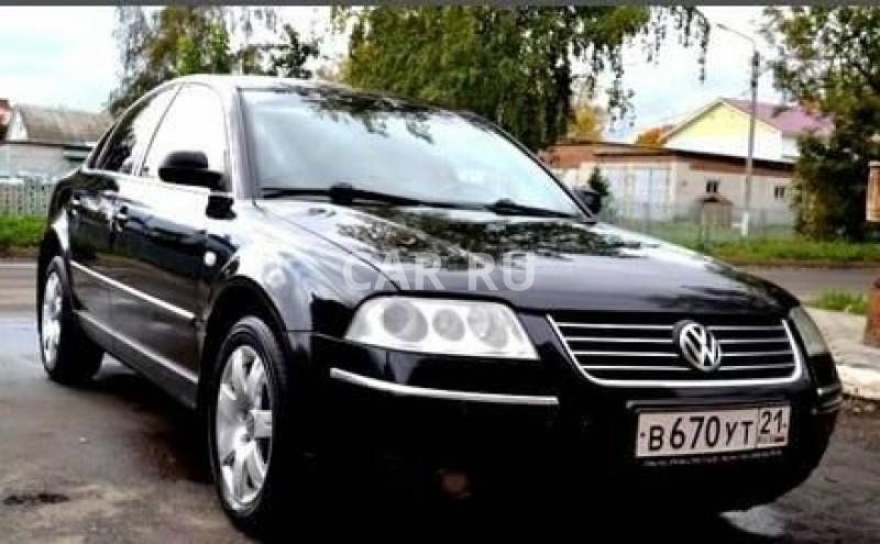 Volkswagen Passat, Алатырь