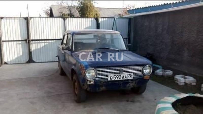 Lada 2101, Акша