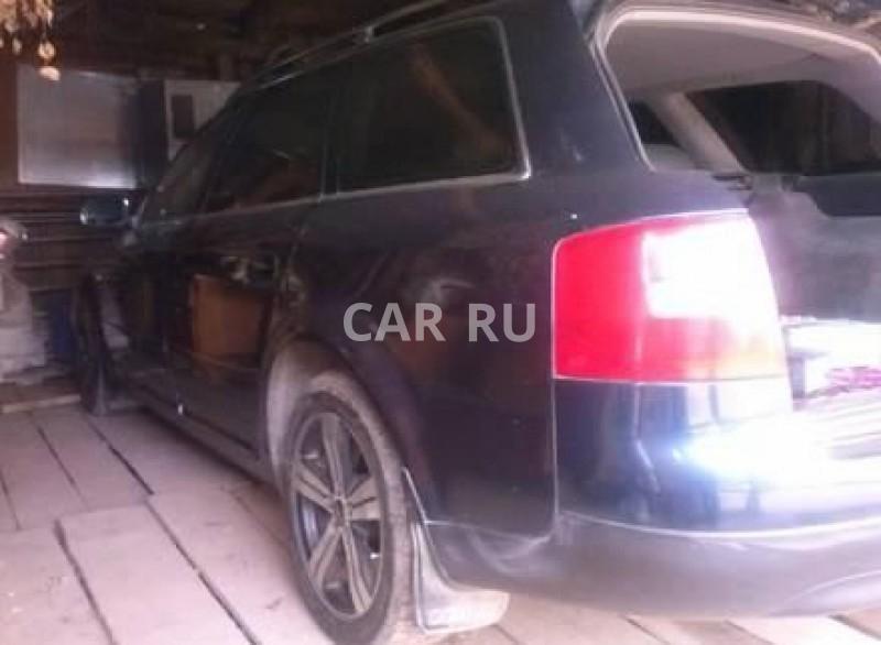 Audi A6, Бежаницы