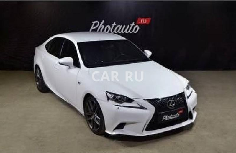 Lexus IS, Барнаул