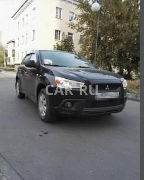 Mitsubishi ASX, Барнаул