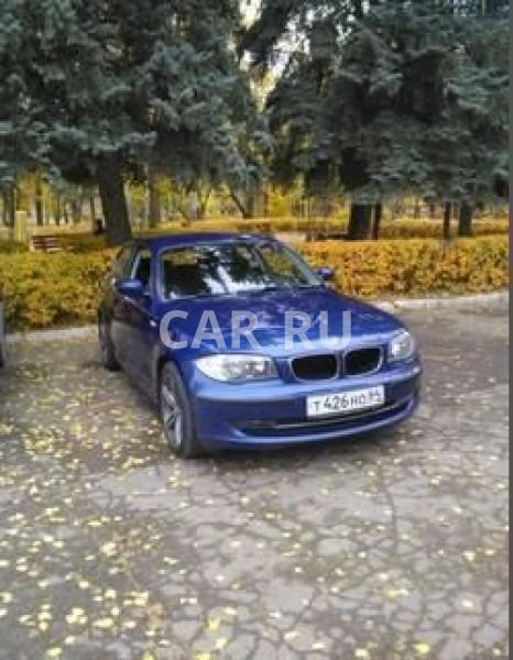 BMW 1-series, Балаково