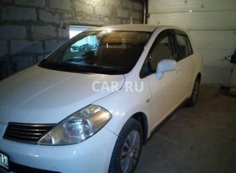 Nissan Tiida Latio, Абакан