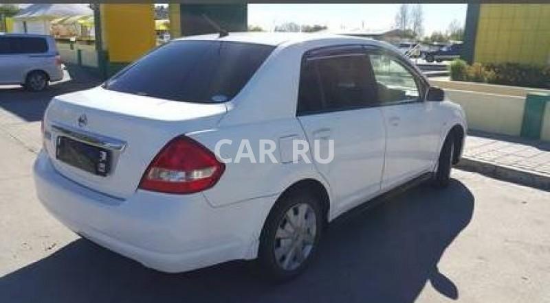 Nissan Tiida Latio, Белогорск