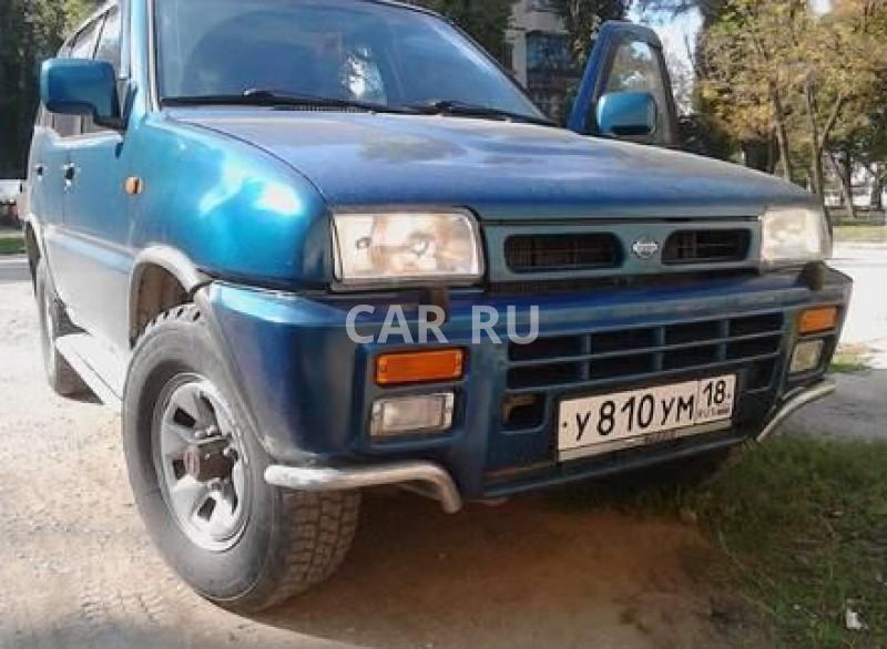 Nissan Terrano, Армянск