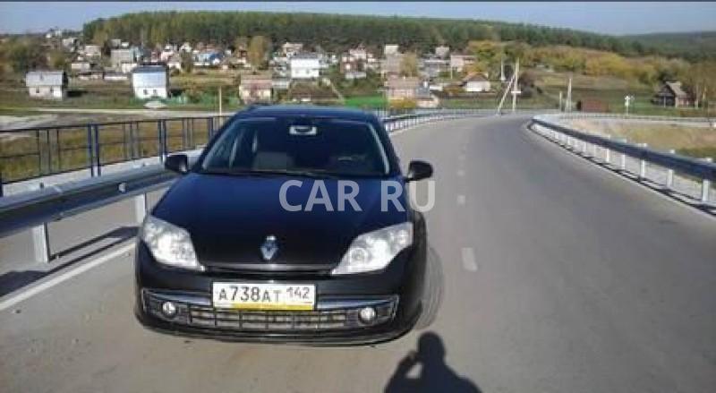 Renault Laguna, Белово