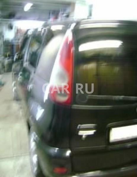 Toyota Funcargo, Барнаул