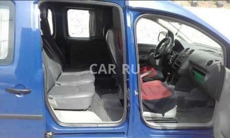 Volkswagen Caddy, Алупка