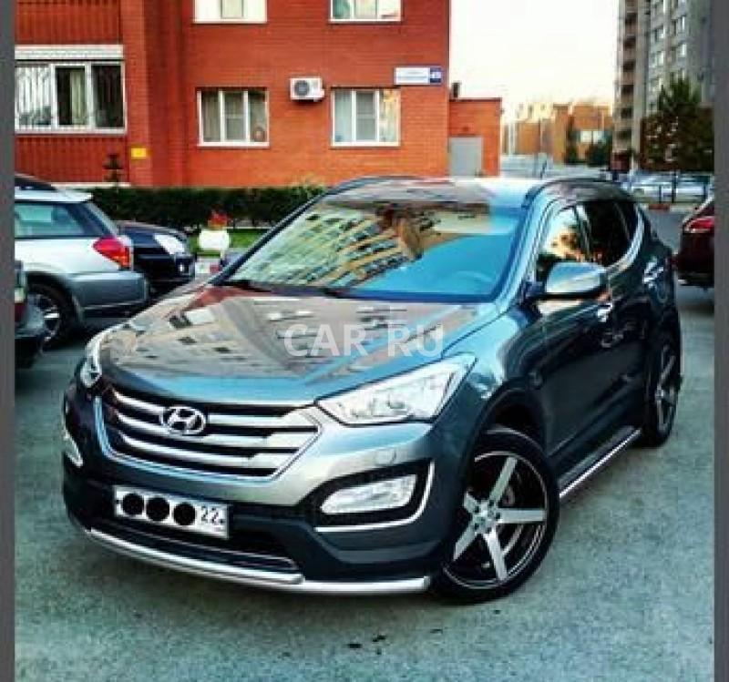 Hyundai Santa Fe, Барнаул