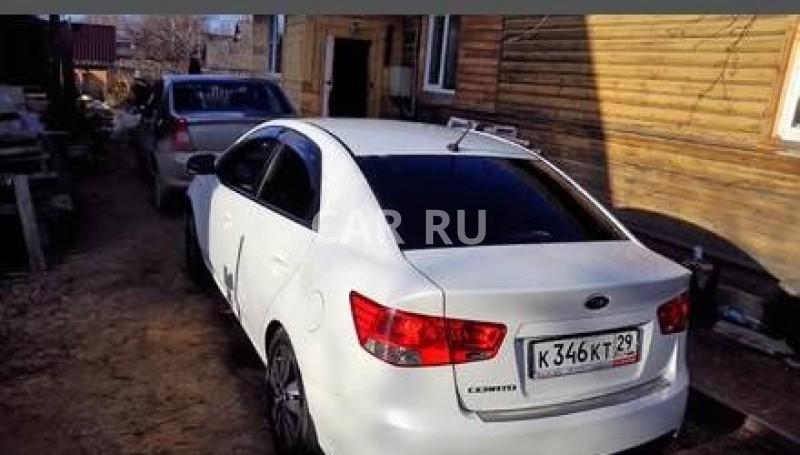 Kia Cerato, Архангельск