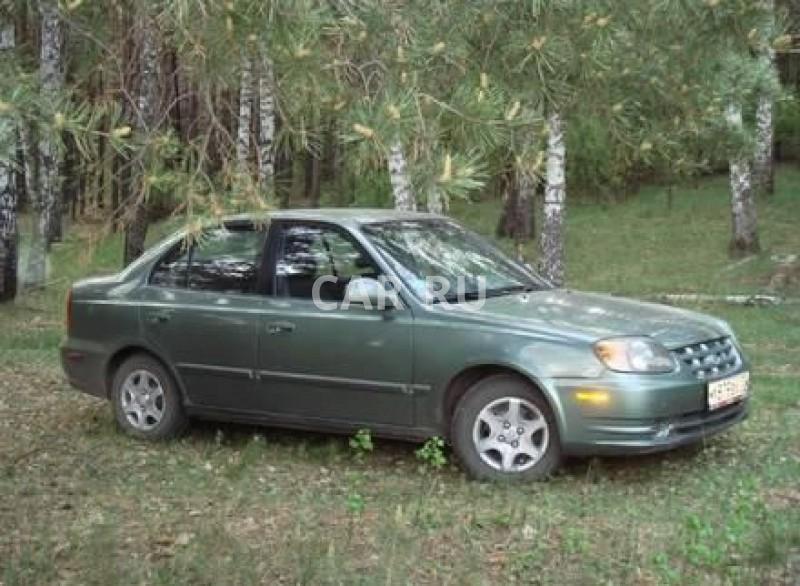 Hyundai Accent, Барыш