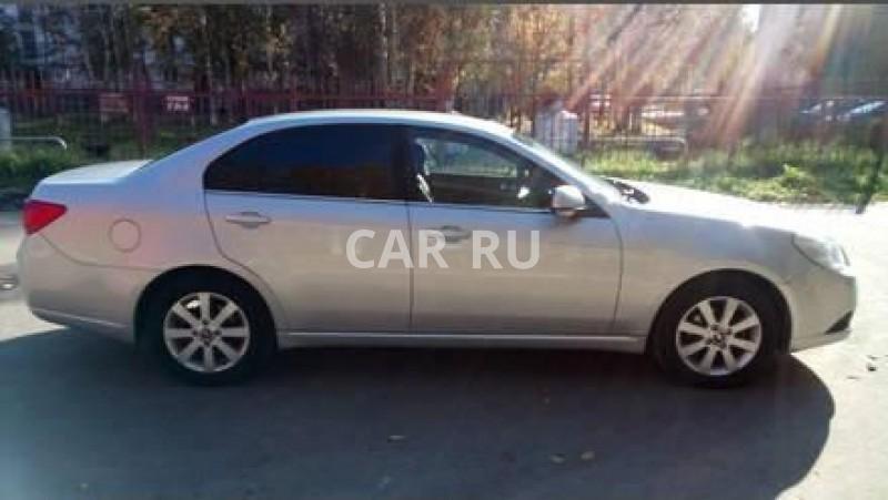 Chevrolet Epica, Архангельск