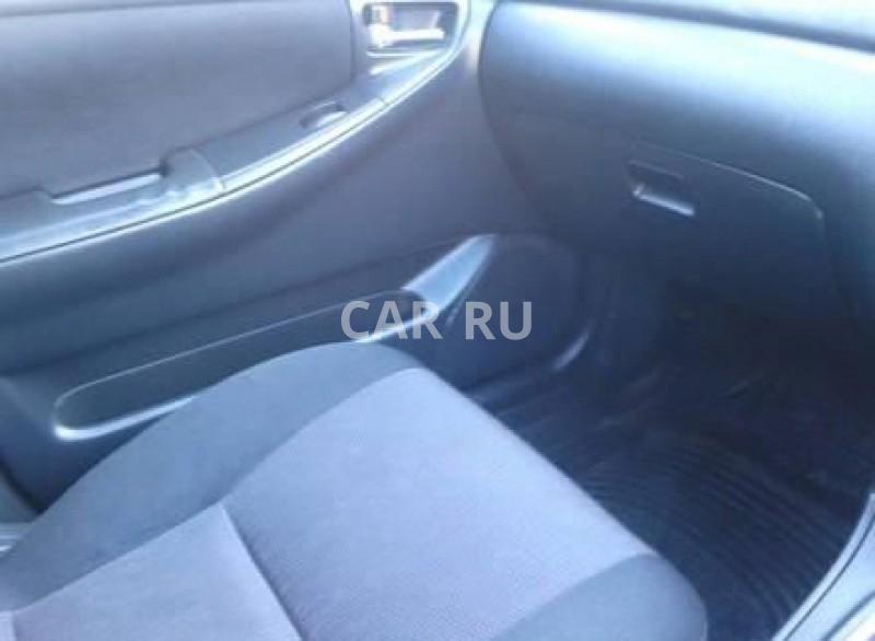 Toyota Corolla Fielder, Барнаул