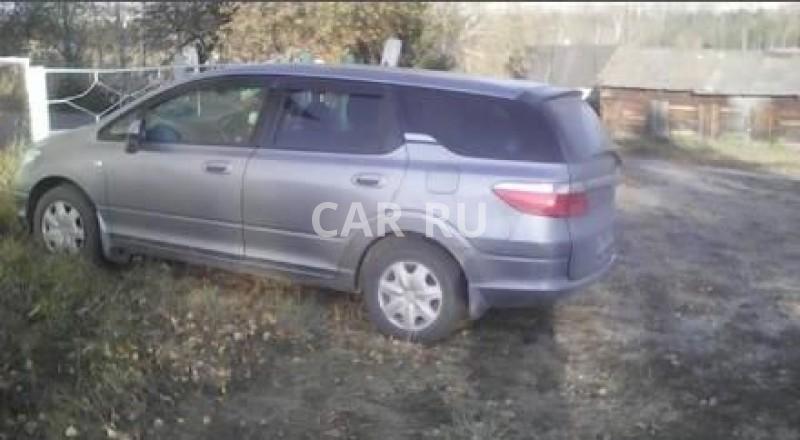 Honda Airwave, Анжеро-Судженск