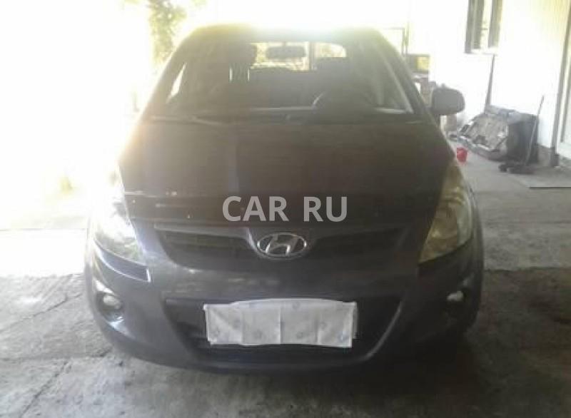 Hyundai i20, Бахчисарай