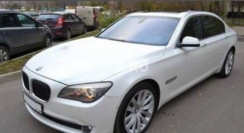BMW 7-series, Асбест