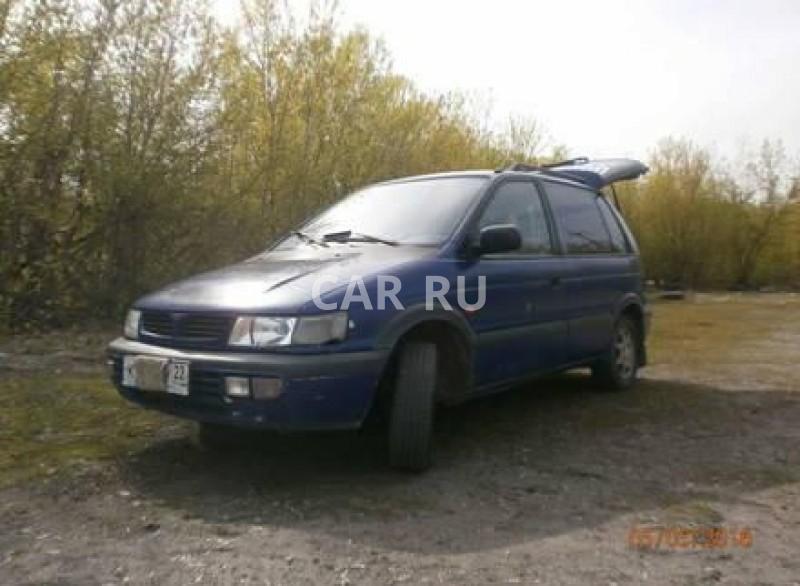 Mitsubishi Space Runner, Барнаул