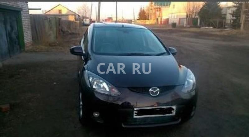 Mazda Demio, Абакан