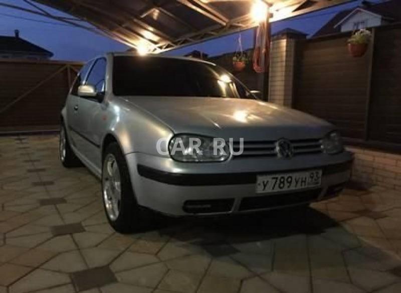 Volkswagen Golf, Апшеронск