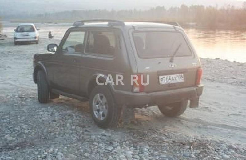 Lada 4x4, Ангарск
