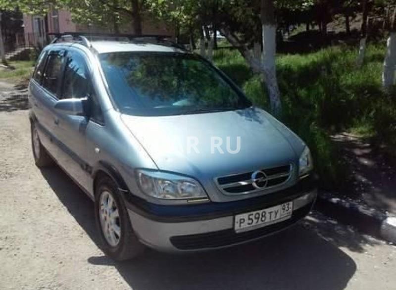 Opel Zafira Family, Алушта
